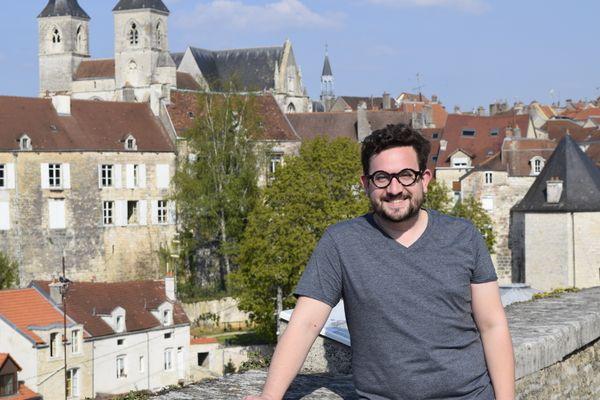 Rémi, originaire d'Orléans, n'aurait jamais pensé s'installer un jour en Haute-Marne.