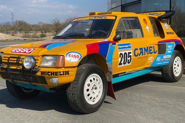 La 205 Turbo 16 d'Ari Vatanen pourrait bien reprendre du service avec un équipage féminin à bord.