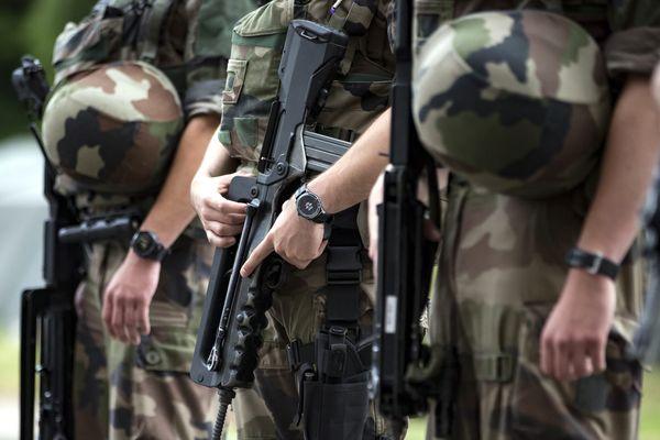 Opération Sentinelle dans les Bouches-du-Rhône