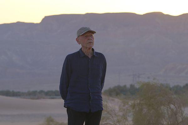 Pierre Michon, contemplant le désert