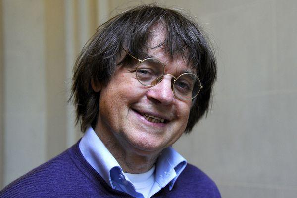 Le dessinateur Jean Cabut, alias Cabu, en 2012