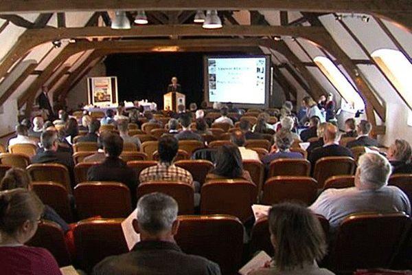 Journée de réflexion sur le développement de l'aquaculture, ce mercredi 29 mai, au conseil régional de Basse-Normandie