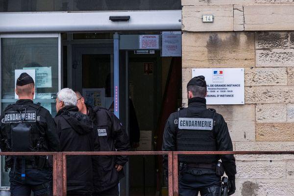 Le tribunal correctionnel de Vesoul