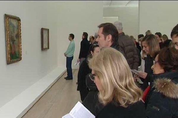 Le public a répondu présent dès hier pour l'ouverture de l'exposition