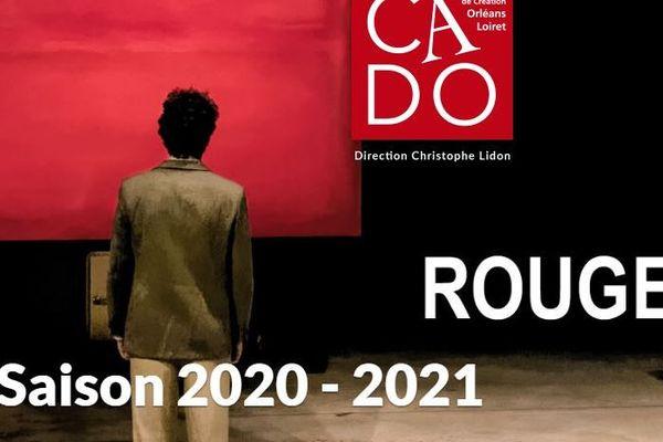 """La saison 2020-2021 débutera avec la pièce """"Rouge"""""""