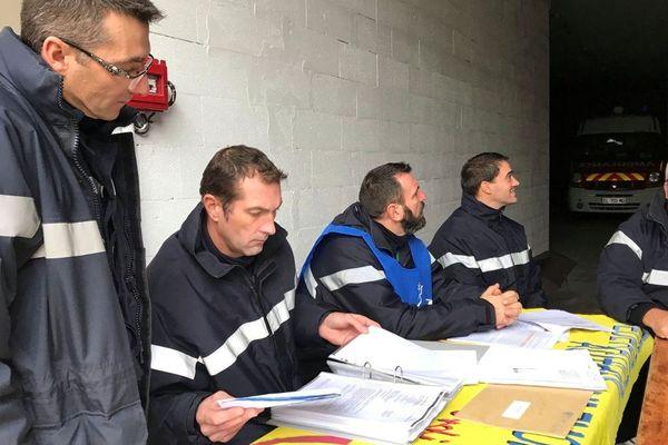 A Troyes, une partie du personnel permanent du Service Départemental d'Incendie et de Secours (SDIS) réclame de véritables négociations au sujet de la réécriture du règlement intérieur.