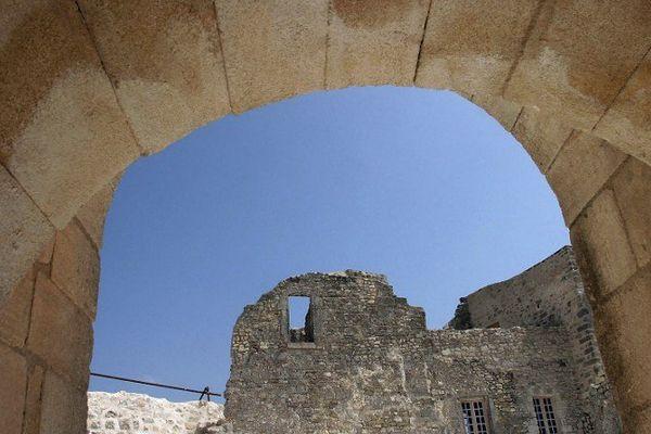 Le château de Lacoste qui accueille le Festival jusqu'au 28 juillet.
