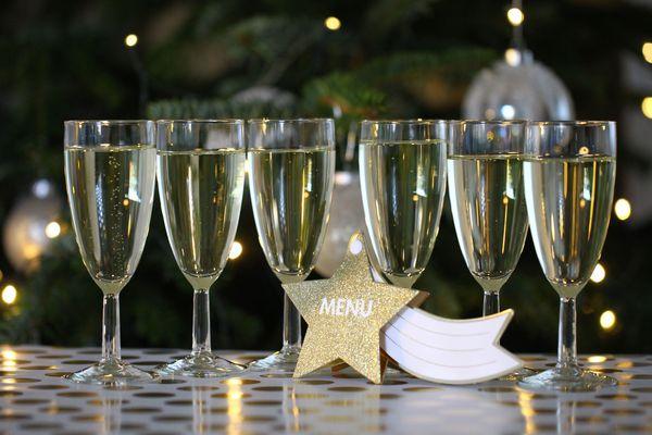 En dépit de la morosité, le champagne sera présent sur les tables de fin d'année
