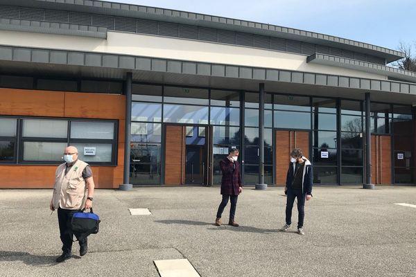 Un centre d'orientation et de consultation Covid-19 vient d'ouvrir à Annecy.