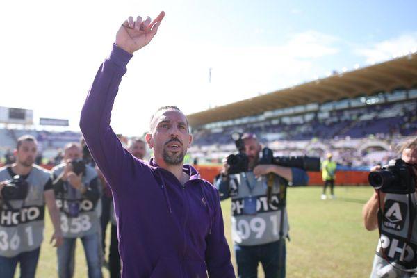 Franck Ribéry a fait un don de 50.000 euros pour les hôpitaux de Florence