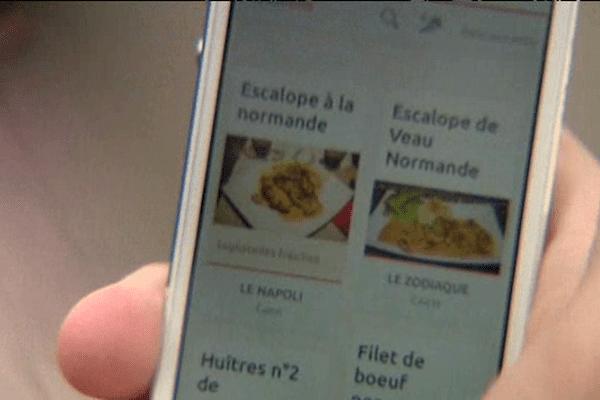 Lancée il y à 3 semaines, l'application répertorie déjà 2 700 plats en Normandie