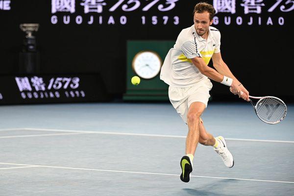 Medvedev, finaliste de l'Open d'Australie, pointe au 3e rang du classement ATP, et fait partie des favoris de l'Open 13 2021.