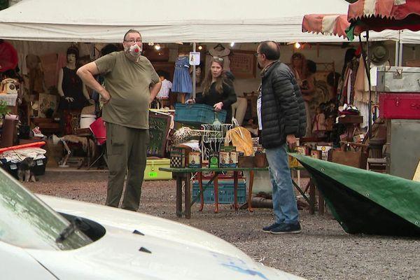Un village des antiquaires est organisé jusqu'à dimanche soir à Saint-André-lez-Lille.