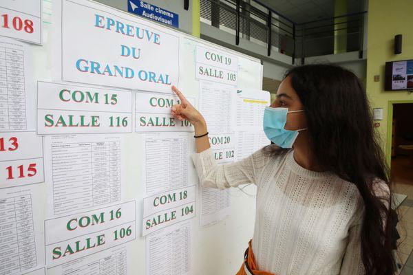 Juin 2021. Dans l'académie de Lyon, les débuts du Grand oral du baccalauréat ont connu quelques ratés. Le SNES-FSU dénonce les dysfonctionnements.
