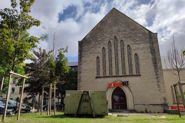 La Chapelle de la Charité à Caen sera désormais occupée par des sportifs 7 jours sur 7