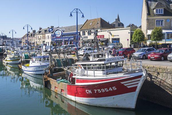 Au lendemain du Brexit, le gouvernement a choisi Port-en-Bessin pour aborder l'avenir de la pêche.