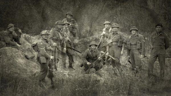 Reconstitution historique de la Brigade Piron