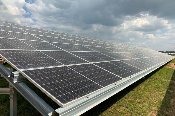 Le parc va pouvoir fournir en électricité l'équivalent de la consommation annuelle d'une ville de 23.000 habitants