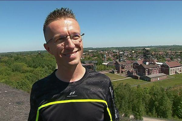 Jérôme Hadiuk s'apprête à courir une journée entière sans s'arrêter