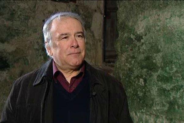 Jean-Paul Brillard, Président association « Les amis de Lavardin »