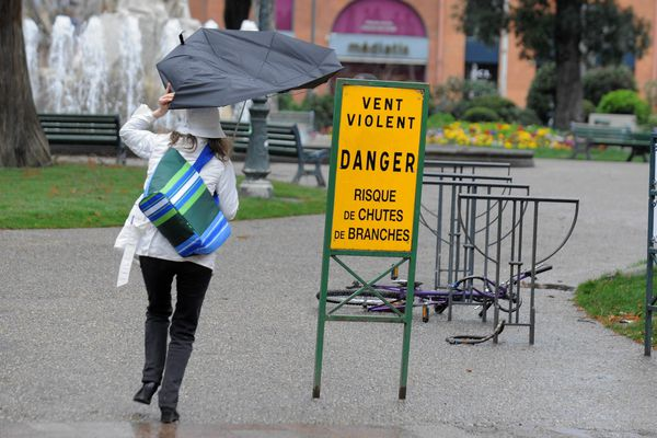 L'alerte aux vents violents est levée dans trois départements d'Occitanie.