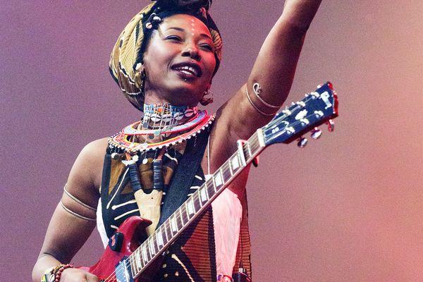 L'artiste malienne Fatoumata Diawara sera en concert au Théâtre Silvain le mercredi 7 juillet dans le cadre du Festival de Marseille.