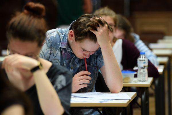 Les lycéens d'ïle-De-France en demi-jauge à partir de lundi