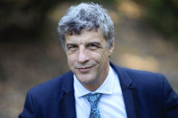 Jean-Marc Gambaudo, président d'Université Côte d'Azur