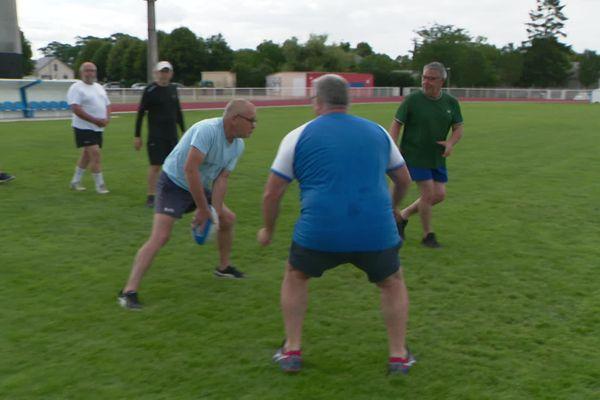 Le plaisir de jouer, le plus essentiel des fondamentaux du rugby.