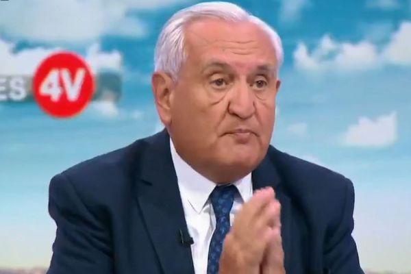 Jean-Pierre Raffarin sur France 2 - 7 mars 2019.