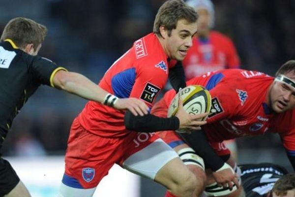 Lors du dernier match à La Rochelle