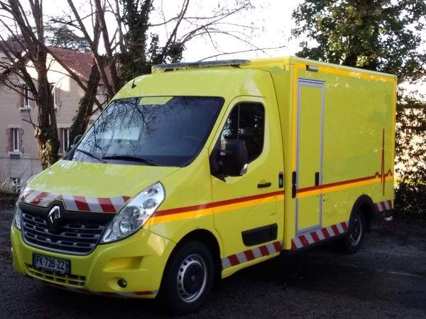 Voici l'ambulance que souhaitent acquérir les bénévoles du Secours 60.