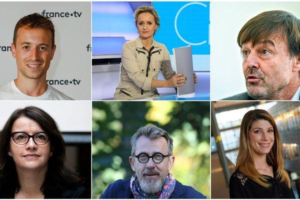 Hugo Clément, Caroline Roux, Nicolas Hulot, Cécile Duflot, Jamy Gourmaud et Chloé Nabédian font partie des invités de l'édition 2020 des Assises du journalisme de Tours