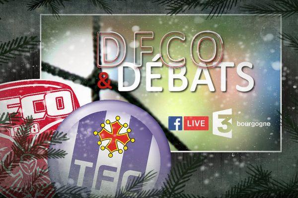 Pendant 20 minutes, vous participez à l'avant-match avec les invités du DFCO, mercredi 21 décembre 2016 à 19h40.