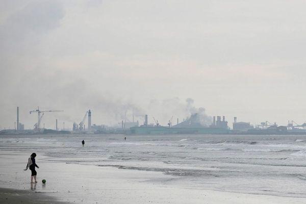 Une pollution constante de l'air de notre littoral