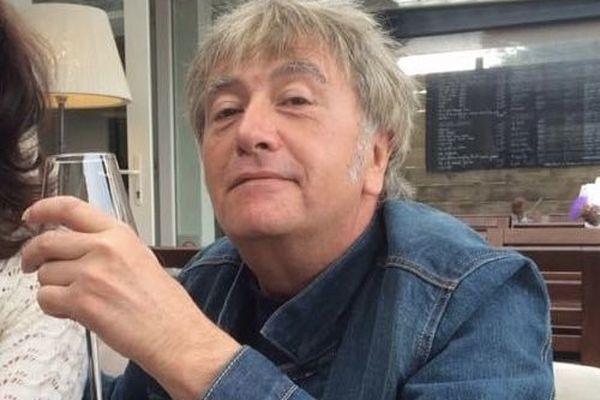Jean-Yves Lafesse à Carnac en 2015