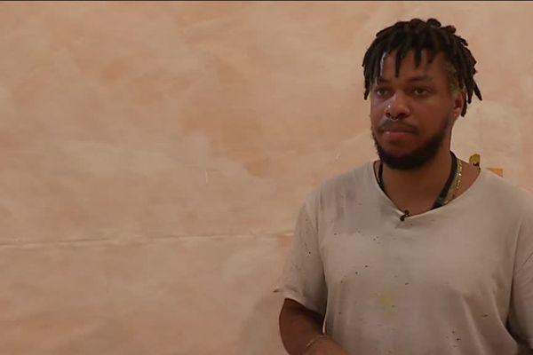 Maxwell Alexandre, artiste brésilien, expose au MAC de Lyon