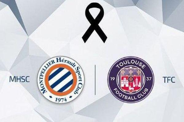 Le match de solidarité Montpellier-Toulouse en faveur des sinistrés de l'Aude est reporté à mars 2019.