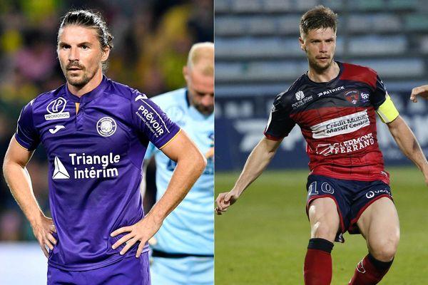 Le Toulousain Yannick Cahuzac et le Clermontois Manuel Perez seront lensois la saison prochaine.
