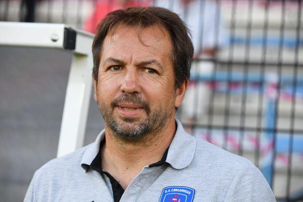 Benoît Cauet devient le nouvel entraîneur de Châteauroux