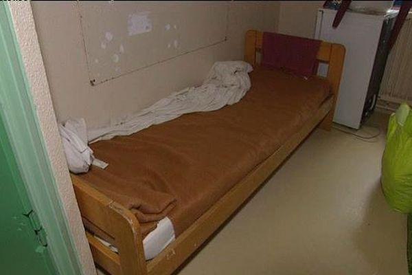 Les détenus ont été évacués dans l'urgence et n'ont pu repartir qu'avec le strict minimum.