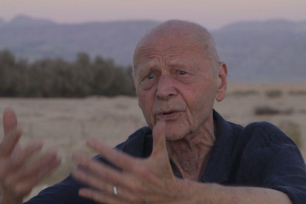 Pierre Michon, conversation dans le désert. Un film de Sylvie Blum