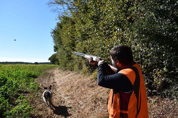 Certaines associations réclament l'interdiction de la chasse le dimanche.