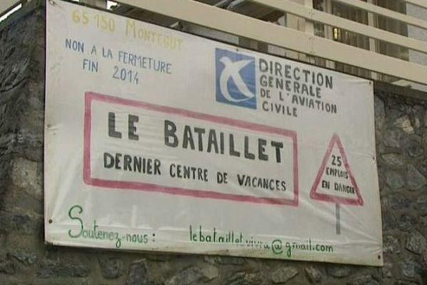 Les salariés du Bataillet se mobilisent contre la fermeture annoncée.