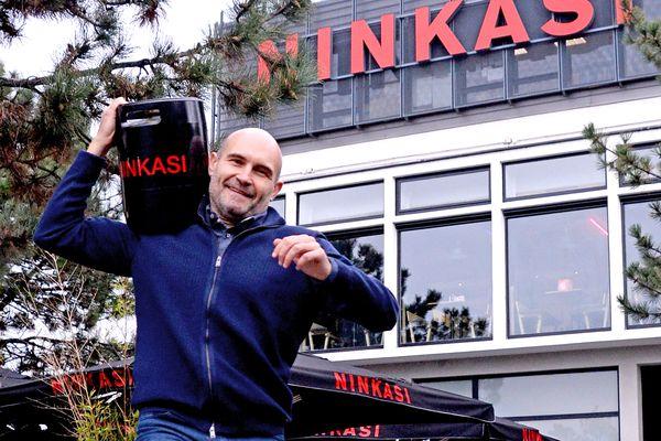 Christophe Fargier, le patron du Ninkasi, groupe de restaurants brasseries, a annoncé le 2 juillet 2021 la vente de son site historique de Lyon Gerland.