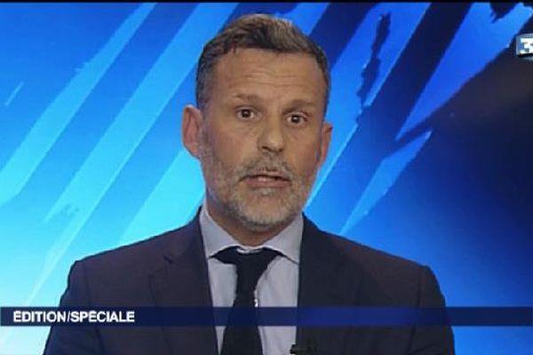 Le député du Gard Patrice Prat, le 14 novembre 2015.