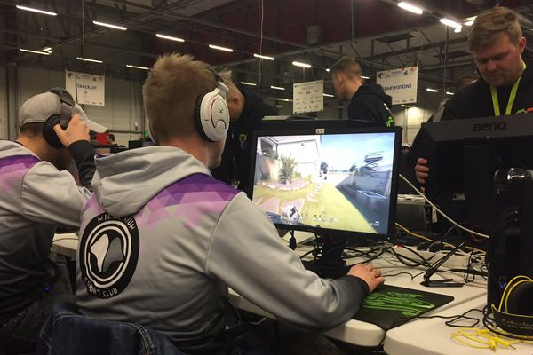 La Gamers Assembly 2017, 3 jours de compétitions pour le festival du jeu vidéo à Poitiers.