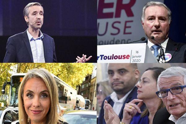 Quatre candidats à la mairie ont pour l'heure annoncé l'annulation de leurs meetings.