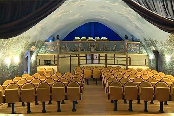 Le théâtre de Brienon-sur-Armançon dans l'Yonne