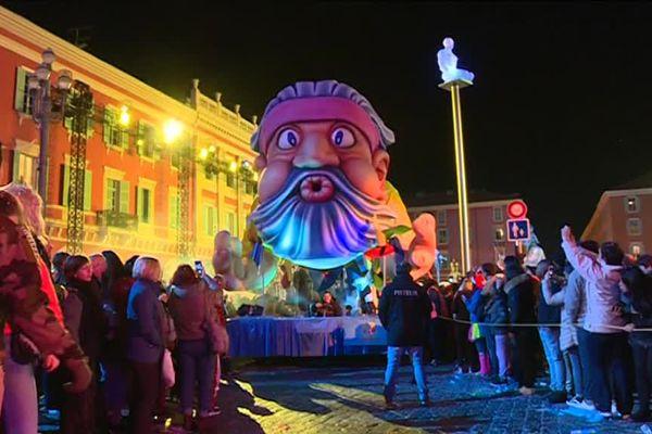Un carnaval sous haute sécurité.